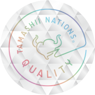 Tamashii Nations Quality Sticker