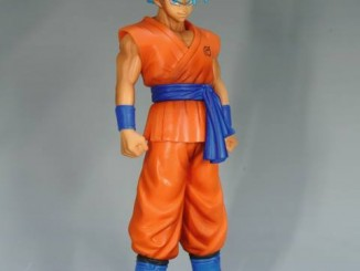 Super Structure Collection Super Saiyan God Goku