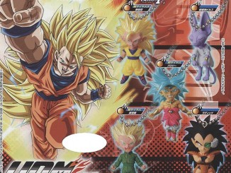 Dragon Ball Z Revival of F UDM Burst 14