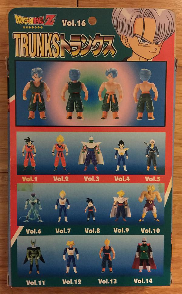 Super Battle Collection Vol. 16 – Trunks