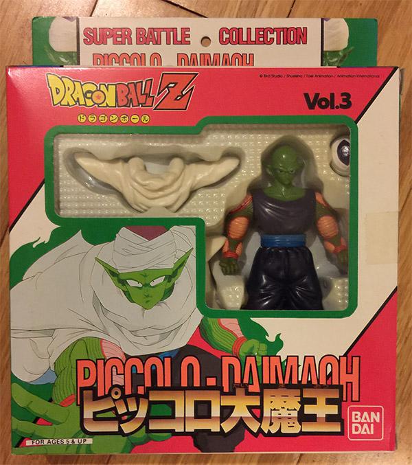 Super Battle Collection Vol. 3 - Piccolo Daimaoh