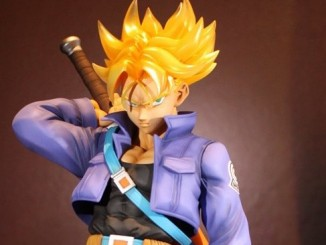 Dragon-Ball Z Figuarts Zero EX Super Saiyan Trunks Statue