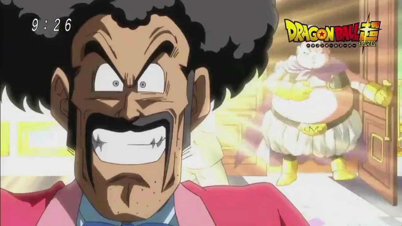 Dragon Ball Super Preview Mr Satan and Buu