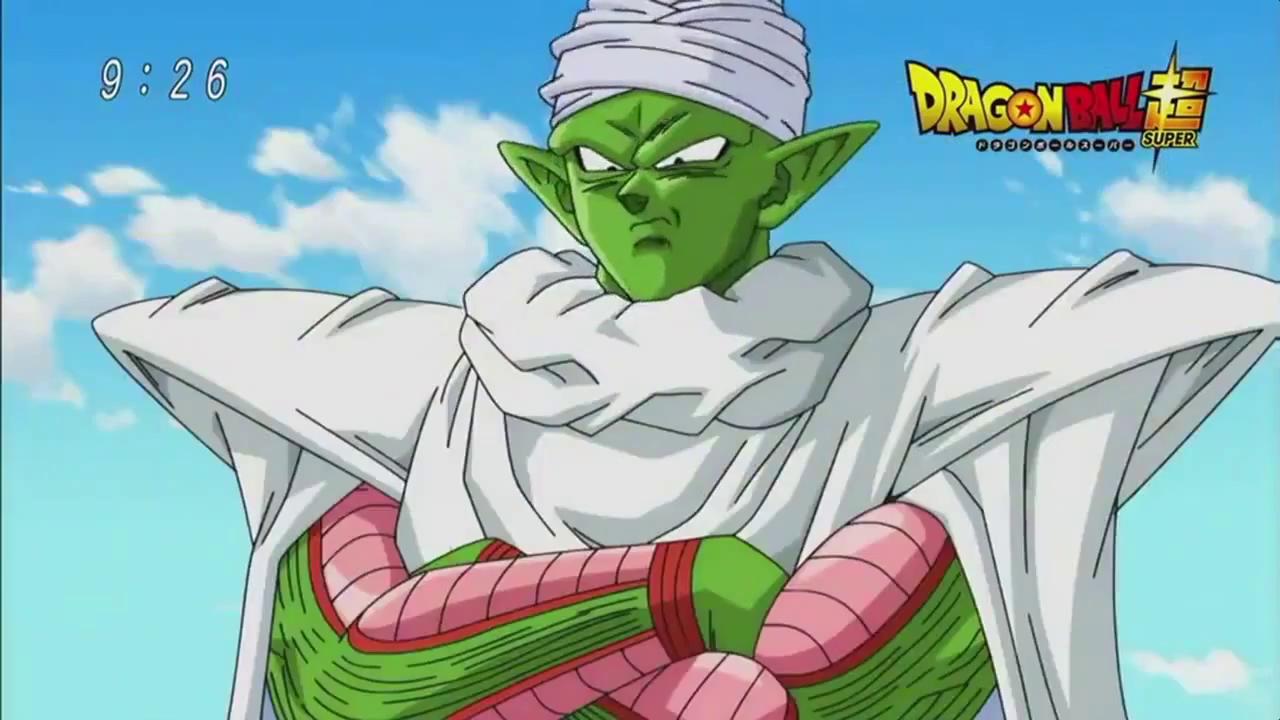 Dragon Ball Super Preview Piccolo