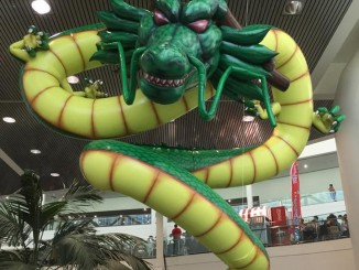Anime Expo 2015: Shenron