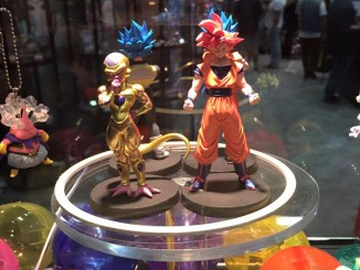 SDCC 2015 Banpresto Booth