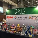 X-Plus Booth at Wonder Fest 2015