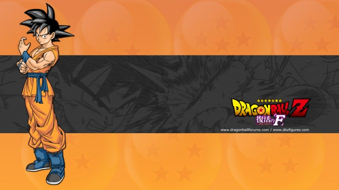 Dragon Ball Z: Resurrection of F Wallpaper