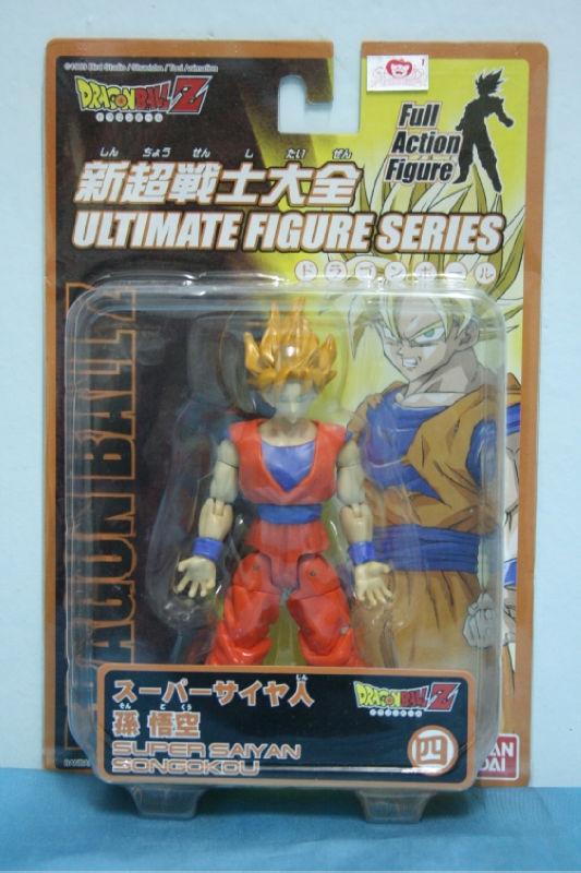 Ultimate Figure Series - Vol. 4 Super Saiyan Goku