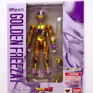 SH Figuarts Golden Frieza packaging