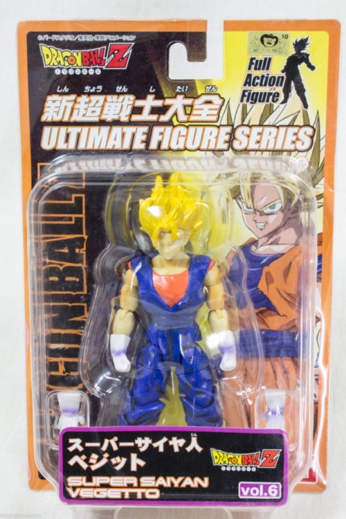 Ultimate Figure Full Action - Vol. 6 Super Saiyan Vegetto