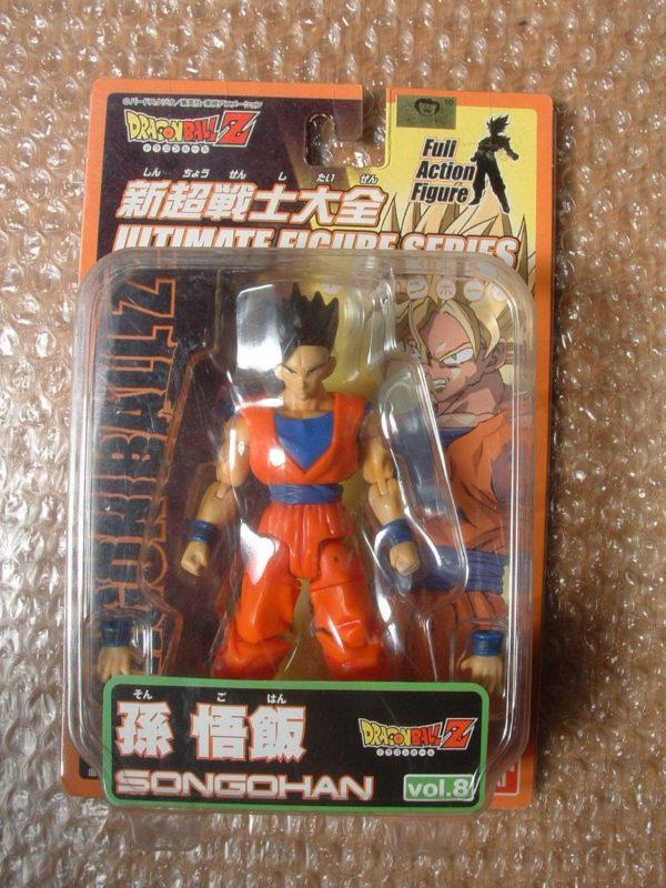 Ultimate Figure Full Action - Vol. 8 Son Gohan