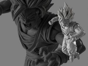 Banpresto SCultures 6 Super Saiyan 2 Son Goku