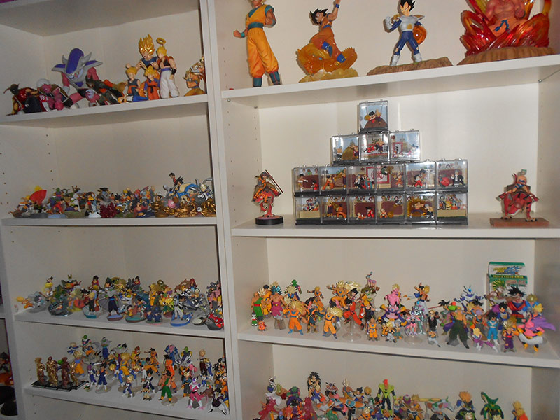 Johnny's Shelves #1