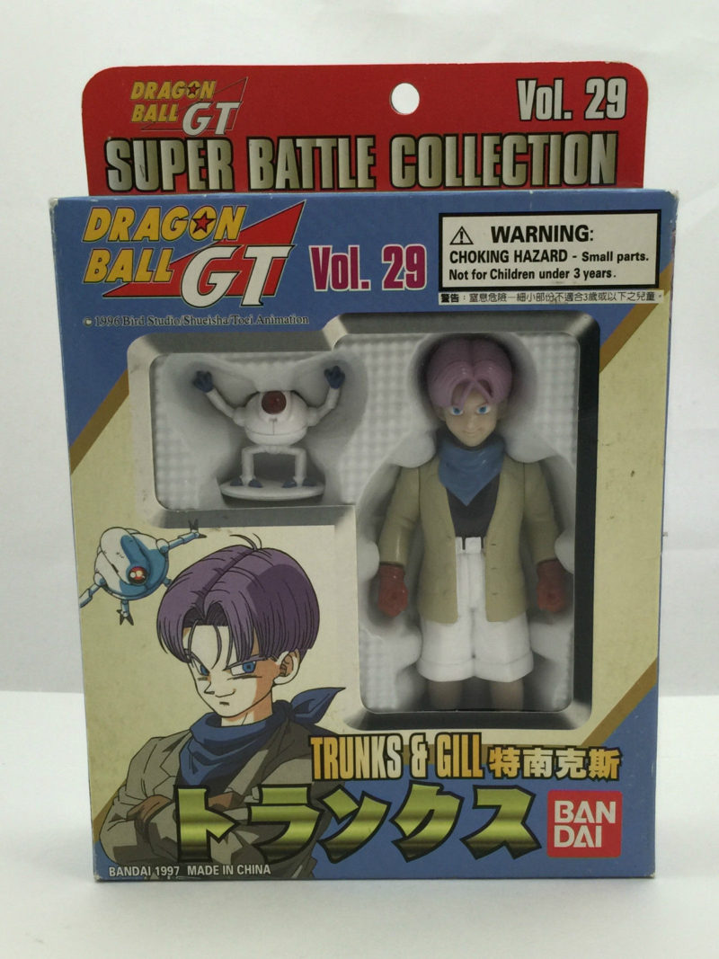 Super Battle Collection – Trunks and Gill (2003 Release)
