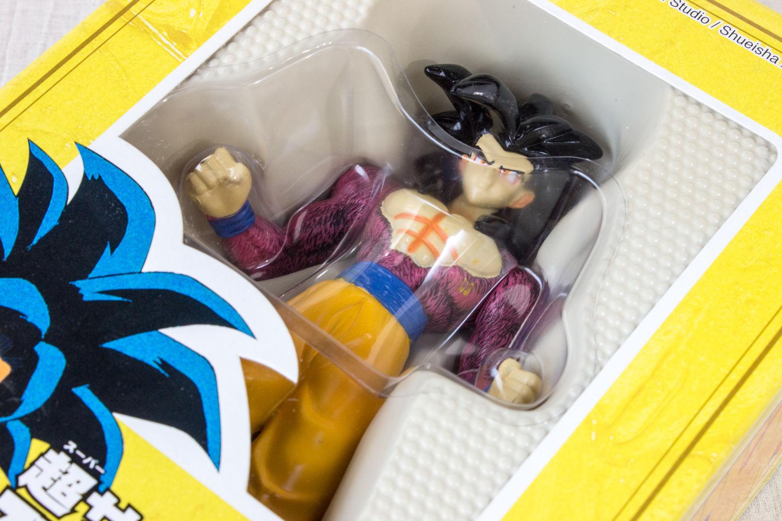 Super Battle Collection – Super Saiyan 4 Goku (2003 Re-Release)