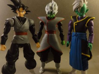 Custom Dragon Ball Super Figures