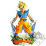 Super Master Stars Diorama 'Super Saiyan Son Goku' The Original
