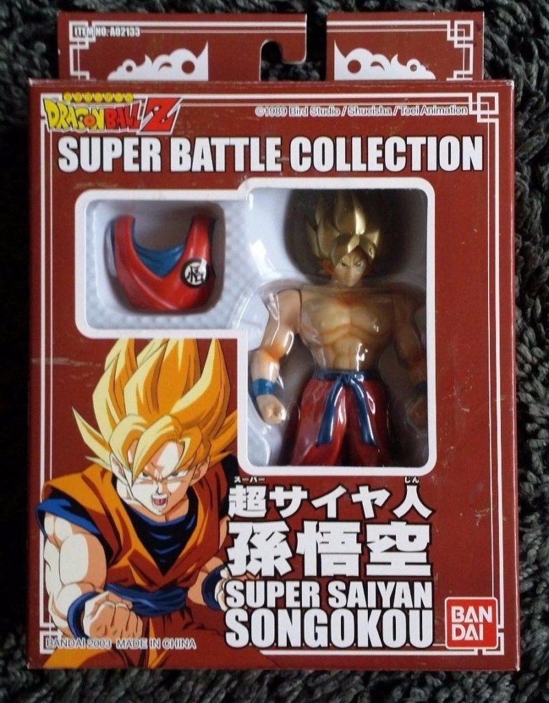 Super Battle Collection – Super Saiyan Son Goku (2003 Re-Release)