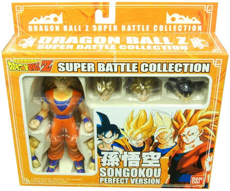 Super Battle Collection Son Gokou Perfect Version 2003 Release