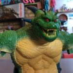 DRAGONBALL Z UNRELEASED PROTOTYPE PORUNGA RC REMOTE CONTROLLED FIGURE