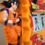 PROTOTYPE DRAGON BALL Z HANDHELD GAME GOKU VEGETA TIGER ELECTRONICS
