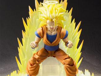 SH Figuarts Super Saiyan 3 Goku