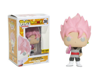 Hot Topic Exclusive: Super Saiyan Rose Goku Black