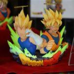 Dragon Ball Z Com: Figuration Gogeta Vol.1 and Vol.2