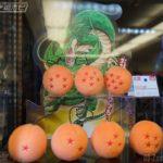 Plushes of the 7 Dragon Balls