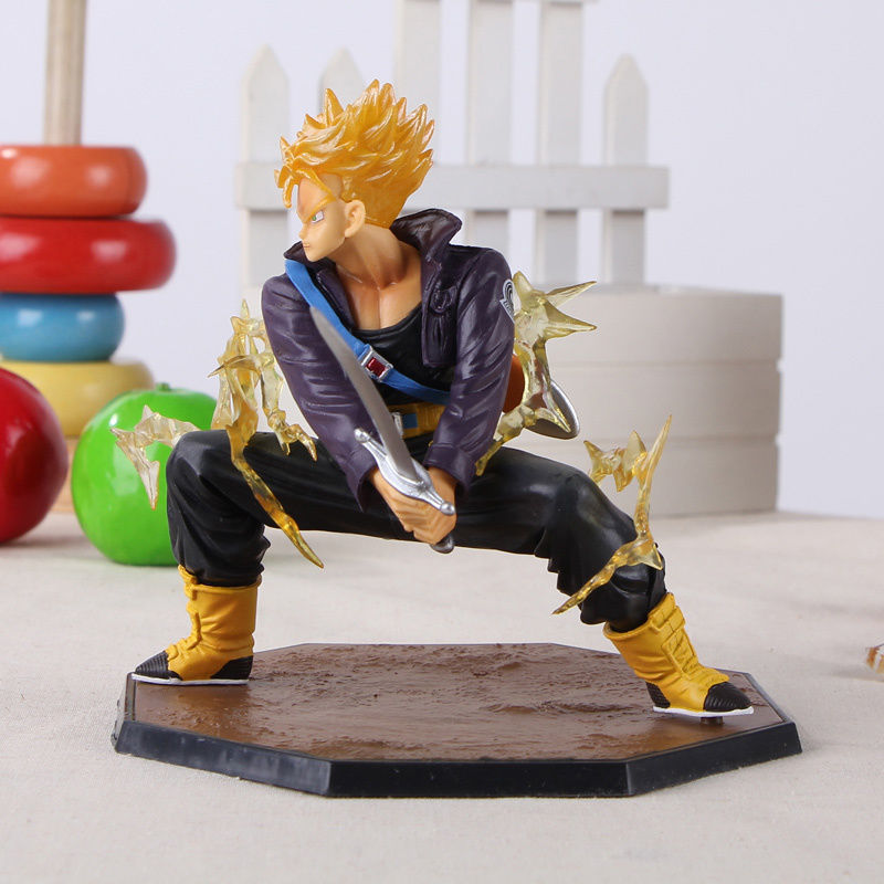 Figuarts ZERO Super Saiyan Trunks (Counterfeit)