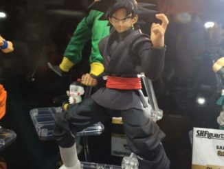 SH Figuarts Goku Black at SDCC 2017