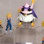 SH Figuarts Bulma, Majin Vegeta, Super Saiyan 3 Goku, Majin Buu and more