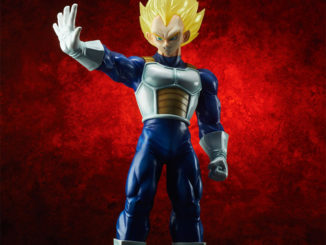 PLEX Gigantic Series Super Saiyan Vegeta