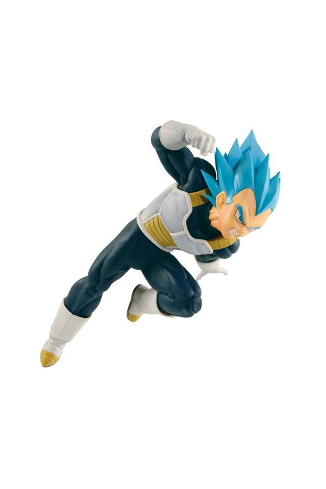 Ultimate Soldiers Super Saiyan Blue Vegeta