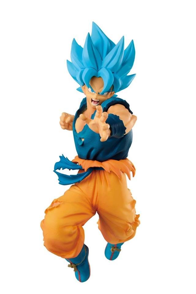 Ultimate Soldiers Super Saiyan Blue Goku
