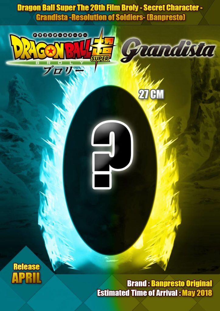 Dragon Ball Super: Broly Grandista