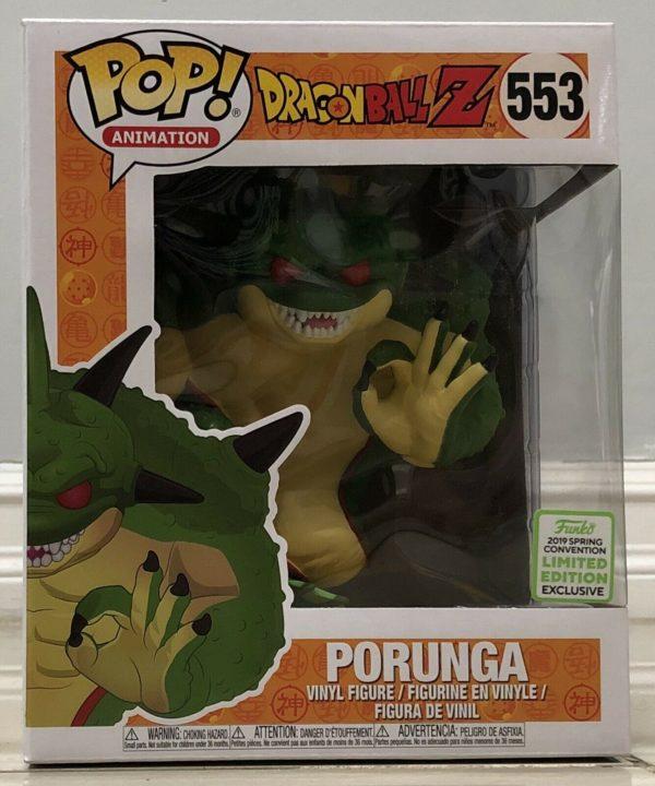 Funko Pop - Porunga #553 (2019 Spring Convention)