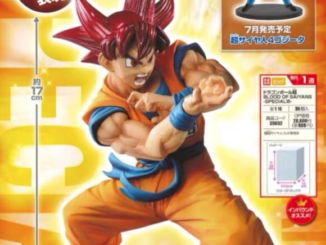 Blood of Saiyans - Special VI - Super Saiyan God Goku