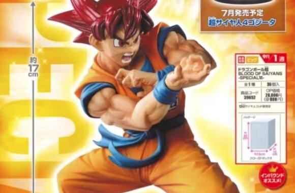 Blood of Saiyans - Special VI - Super Saiyan God Goku