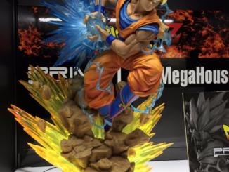 Prime 1 Studio x MegaHouse Goku