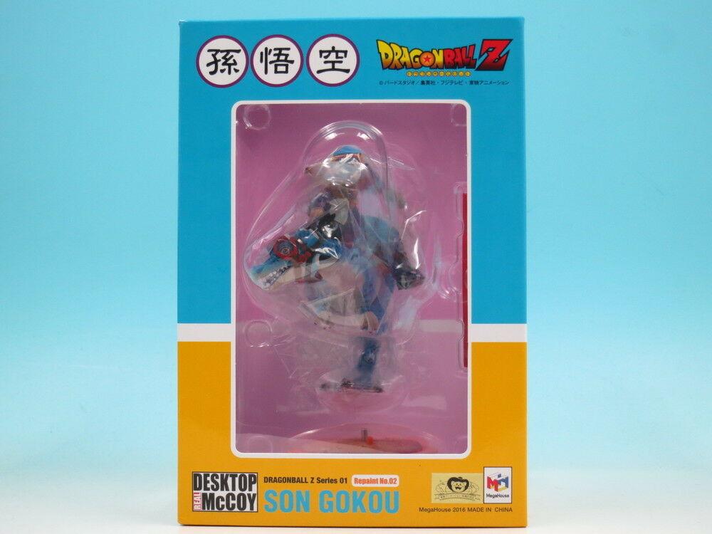 Desktop Real McCoy- Series 01 - Repaint Ver 2 - Son Gokou