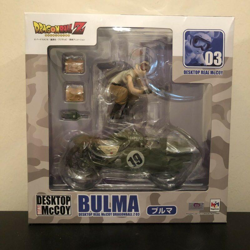 Desktop Real McCoy - Series 03 - Bulma