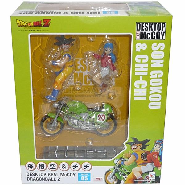 Desktop Real McCoy - Series 05 - Son Gokou & Chi-Chi