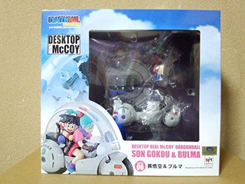 Desktop Real McCoy - Series 06 - Son Gokou & Bulma