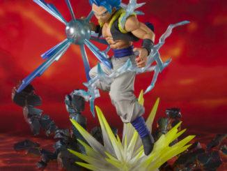 Figuarts ZERO Super Saiyan Blue Gogeta