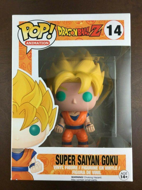 Super Saiyan Goku #14 Funko POP!