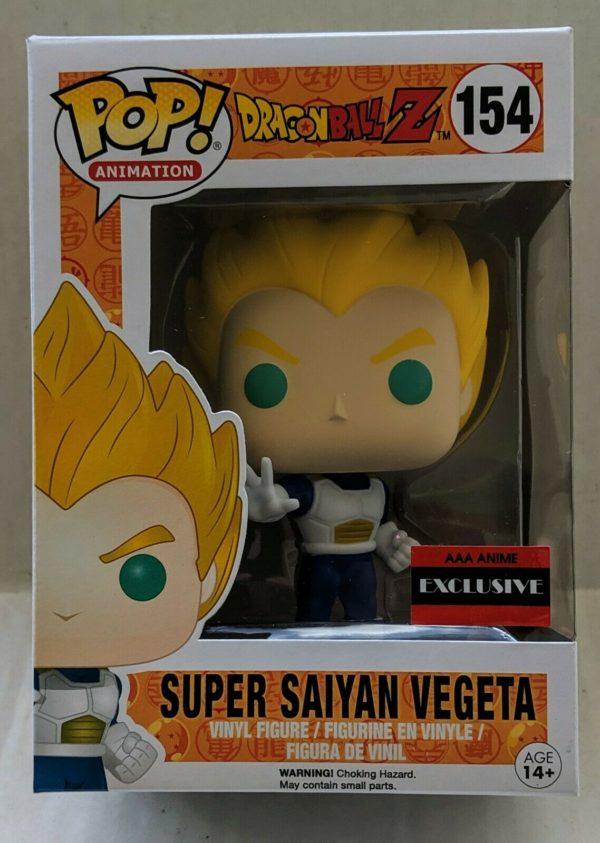 Super Saiyan Vegeta #154 (AAA Anime Exclusive)