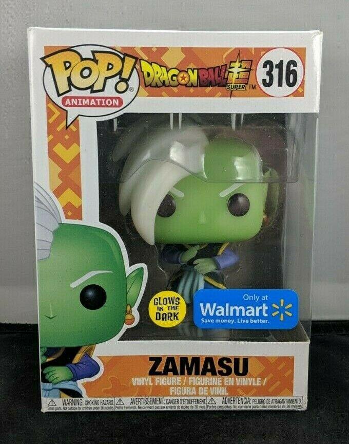 Zamasu #316 (Walmart Exclusive)