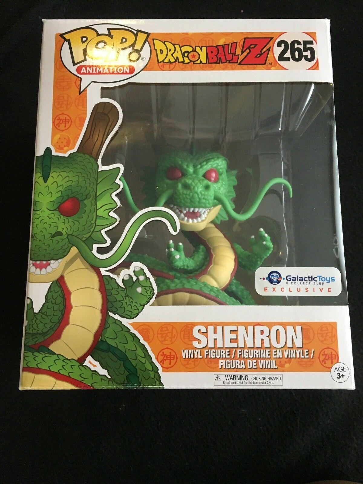 Funko Pop - Shenron #265 (Galactic Toys)